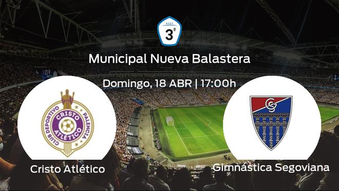 Previa del encuentro de la jornada 3: Cristo Atlético - Gimnástica Segoviana