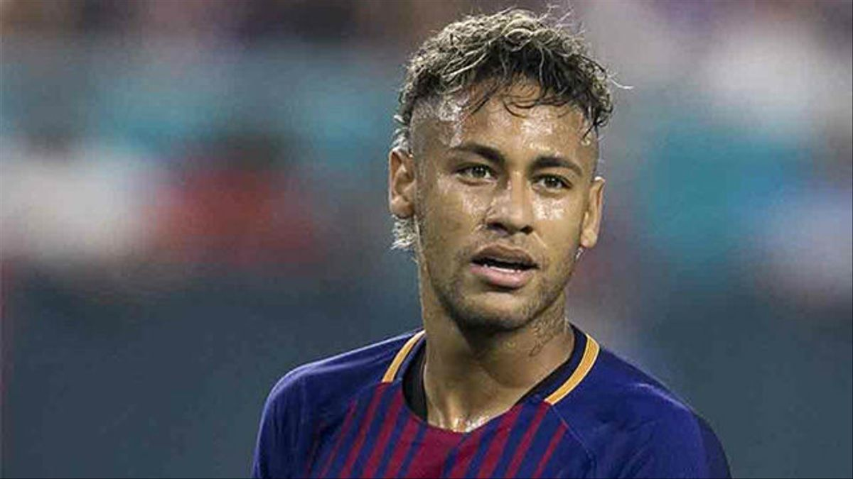 Neymar ya ha comunicado que se va