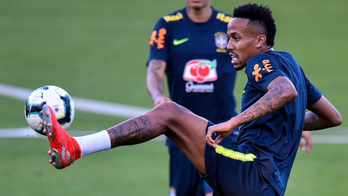 Militao se lesionó con Brasil