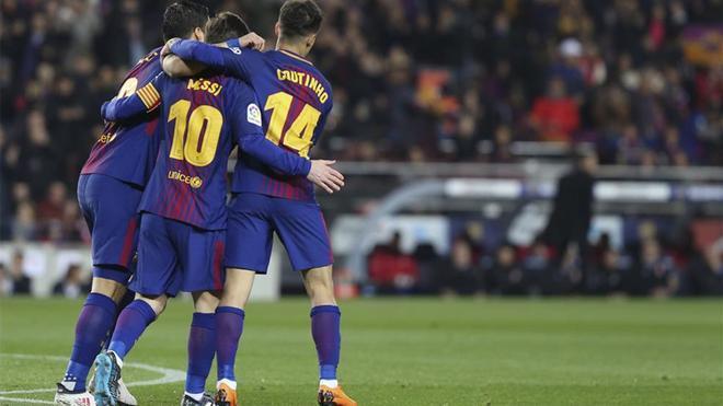 Messi hizo disfrutar a todos quienes se acercaron a él