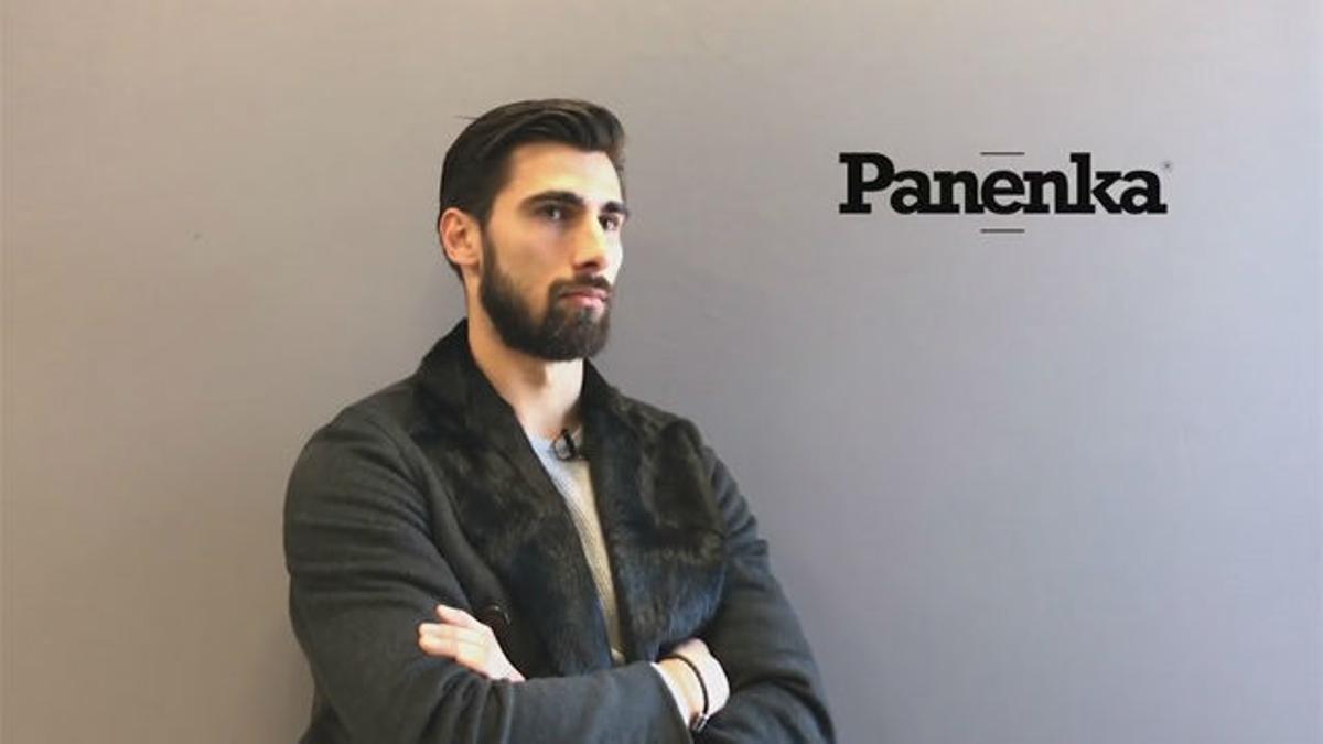 André Gomes se confiesa en Panenka