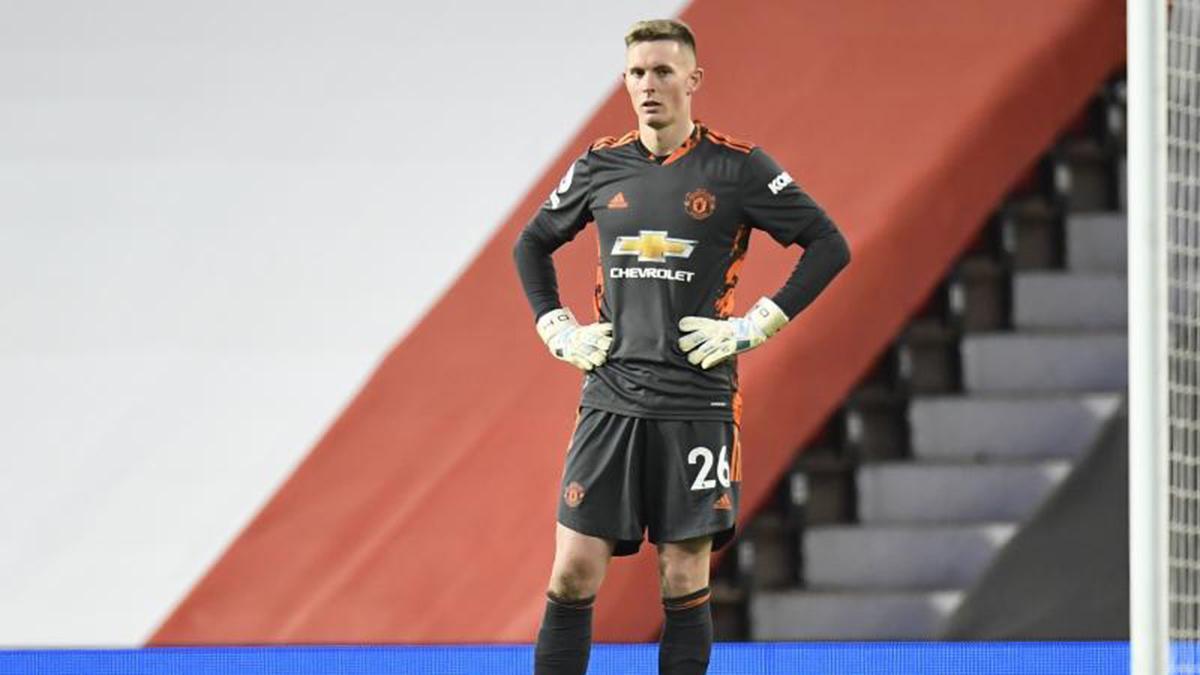 Dean Henderson quiere salir del Manchester United