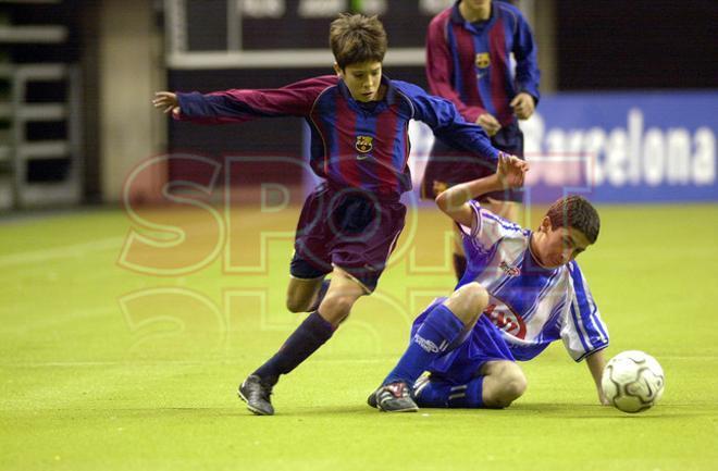 5.Jordi Alba 2001-2002