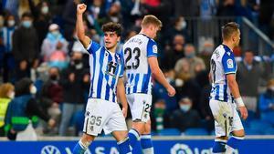 El resumen del partido entre la Real Sociedad y el Mallorca