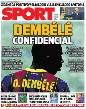 Dembélé Confidencial