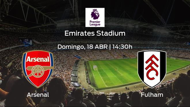 Previa del encuentro: Arsenal - Fulham