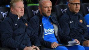 Schreuder y Larsson estarán al frente del equipo ante el Levante
