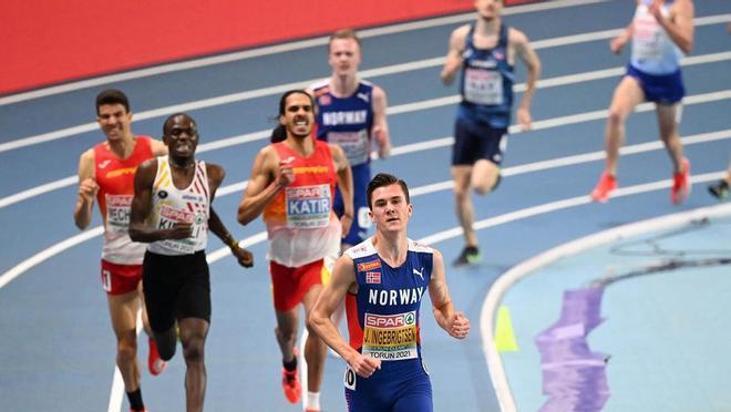 Ingebrigtsen optará a todo en los Juegos de Río