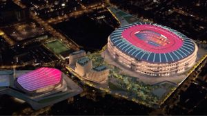 ¿Será este el nuevo Camp Nou? El Barça muestra el Espai Barça con un nuevo vídeo