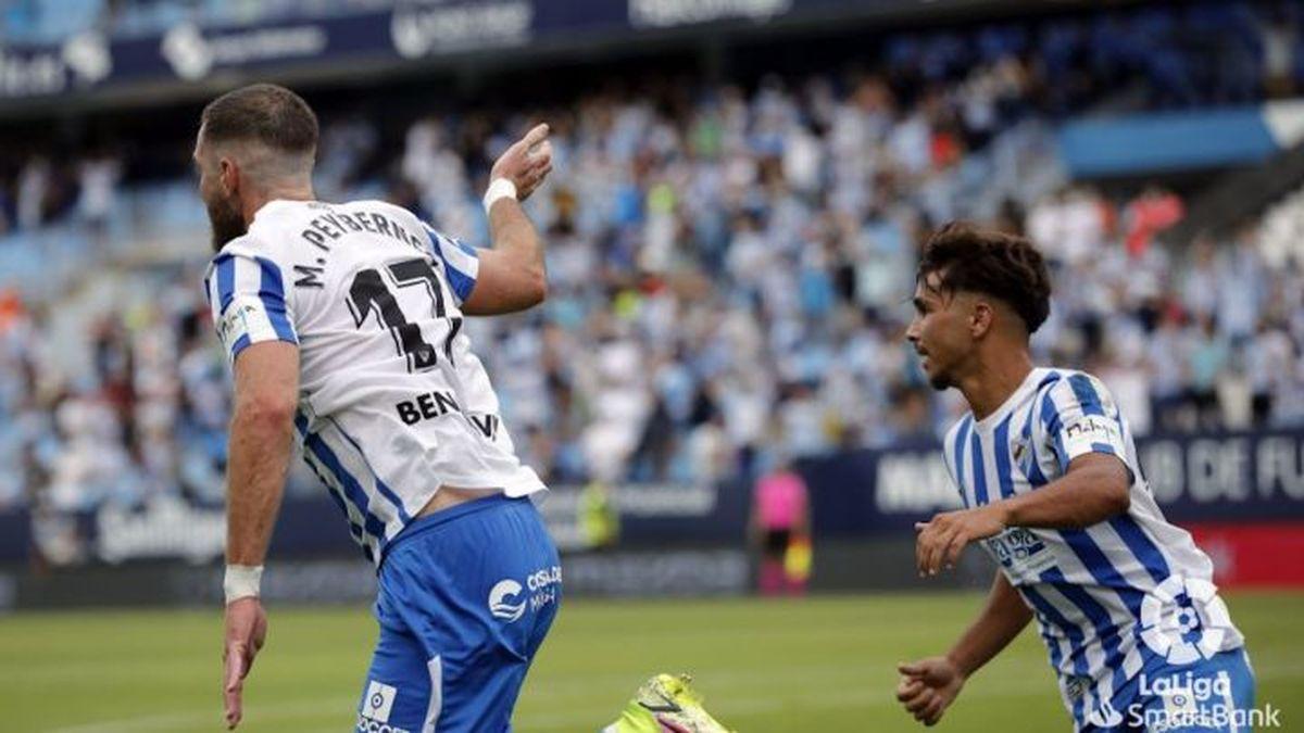 Dos victorias y dos derrotas anteceden al enfrentamiento del Málaga con el Valladolid