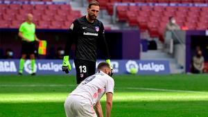 Oblak fue el salvador del Atlético de Madrid