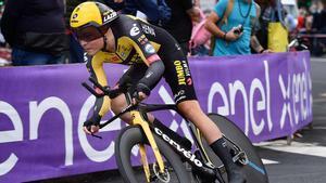 El Giro de Italia, en directo