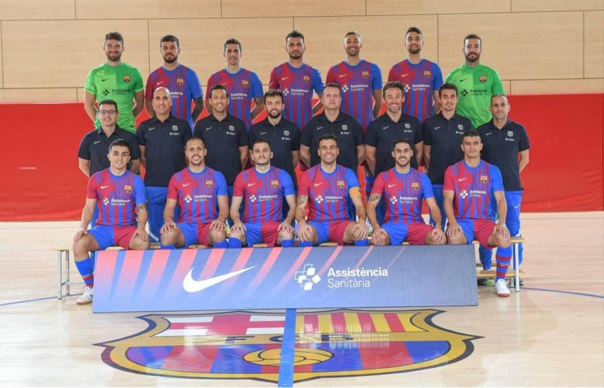 Barça FS 2021-22
