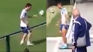 ¡La conexión entre Messi y Agüero viene de lejos y este vídeo de 2014 lo demuestra!