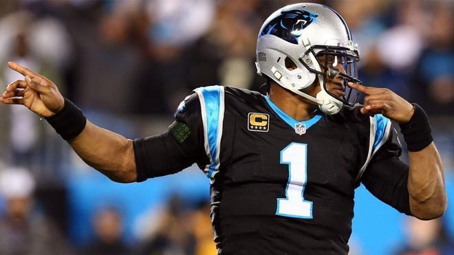 Newton ha jugado toda su carrera en los Panthers
