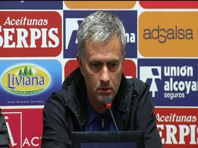 Mourinho:Yo busco jugadores que se queden y tengan una vida jugando