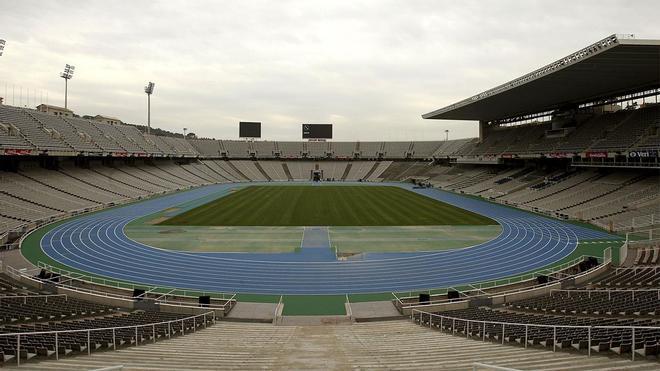 El Barça jugará, muy probablemente, partidos en el Estadi Lluís Companys