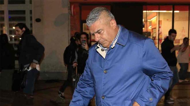 Claudio Tapia cesó a Bauza como seleccionador