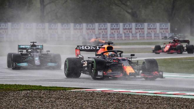 Verstappen gana el GP de Emilia Romagna