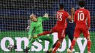 Choupo-Moting marcó el gol de la estéril victoria del Bayern