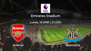 Previa del partido: Arsenal - Newcastle United