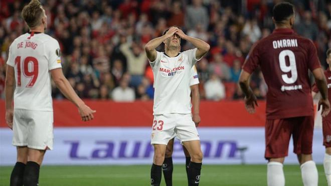 El Sevilla-Roma es uno de los partidos pendientes