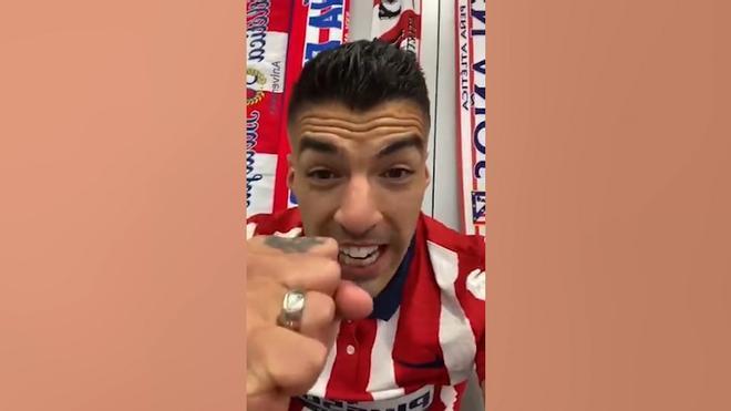 Suárez, eufórico tras ganar a la Real: ¿se ve campeón?