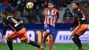 LALIGA | Atlético-Valencia (1-0) | Resumen del Atlético-Valencia