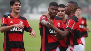 Así juega Lincoln Correa, perla del Flamengo