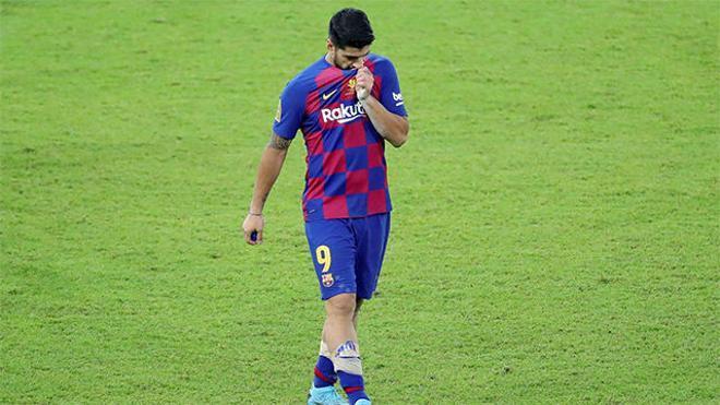 Luis Suárez podría pasar por quirófano