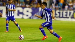 Manu García deja el Alavés... Y acabará la temporada en el NAC Breda
