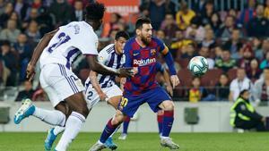 Setién: El Valladolid va a intentar salvarse en este partido