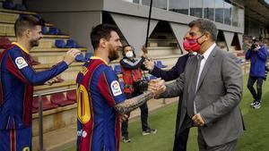 El futuro de Messi tiene muy pendiente al barcelonismo
