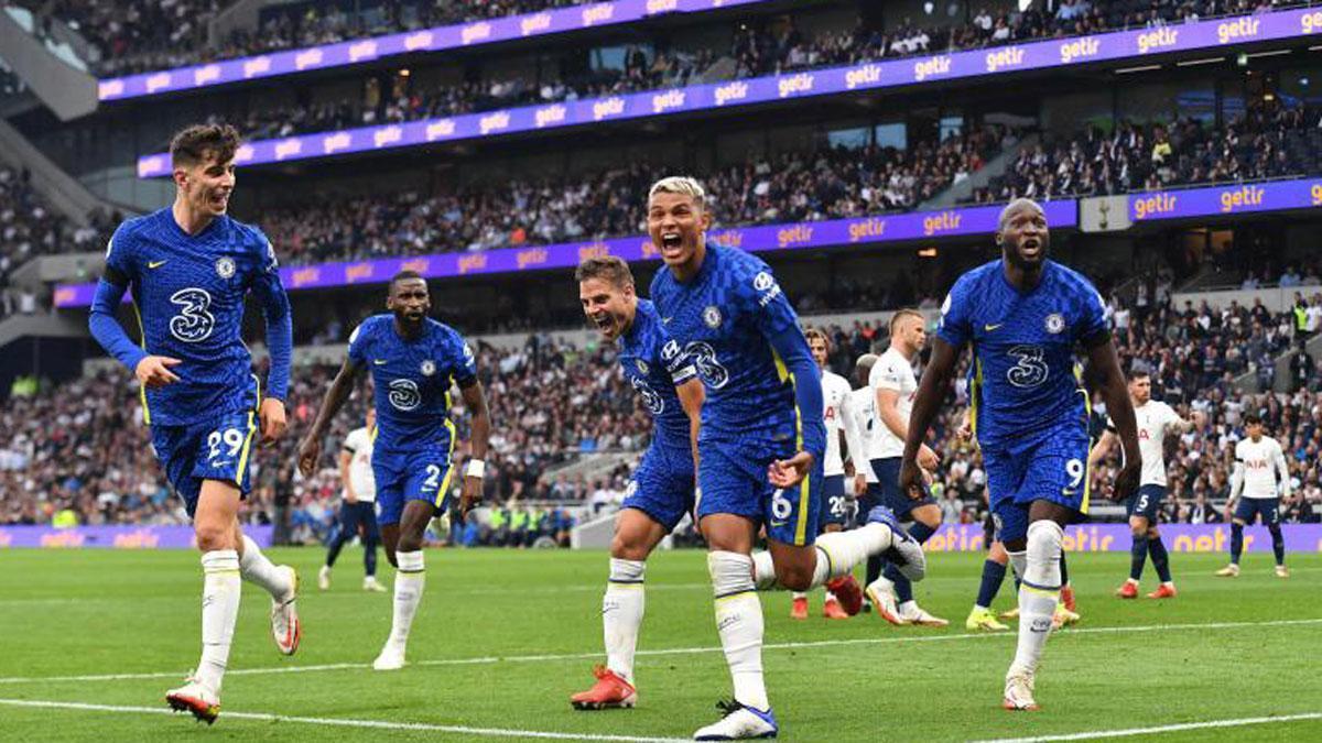 El Chelsea gana al Tottenham
