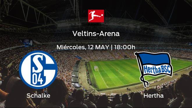 Jornada 31 de la Bundesliga: previa del encuentro Schalke 04 - Hertha Berlín