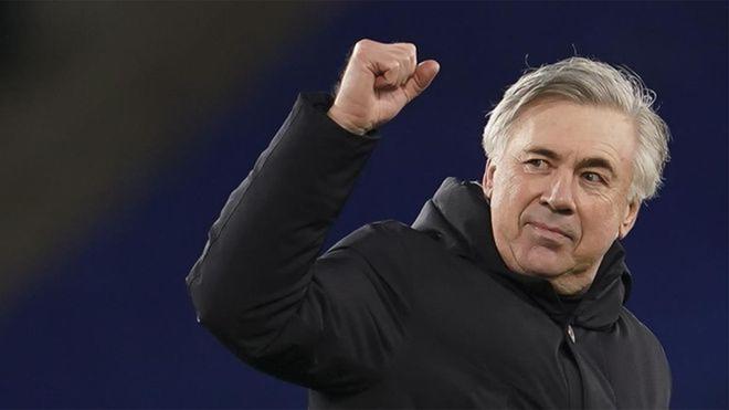 Carlo Ancelotti, vinculado de nuevo con el Real Madrid