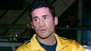 Poli Díaz, en una imagen de archivo