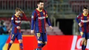 El once del Barça ante el Elche