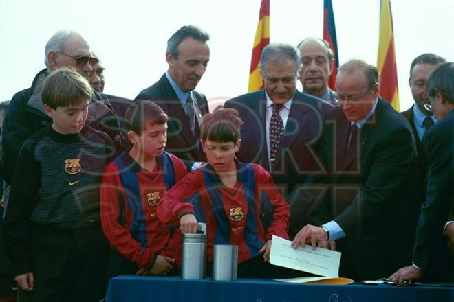 2.Jordi Alba 2000-01