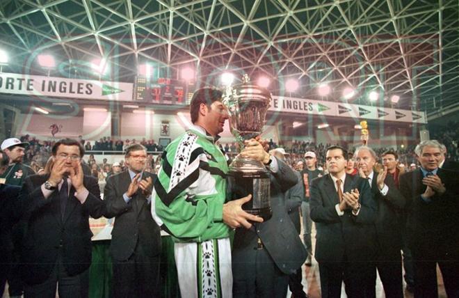 Temp 1996-1997 (León): Final Festina Joventut ¿ Cáceres CB