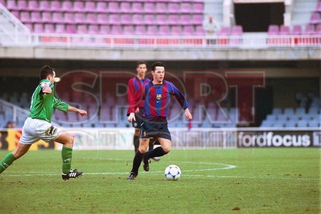 22. Andrés Iniesta 2001-02
