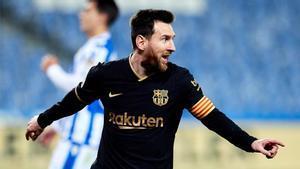 El Barça sale con todo ante el Valladolid