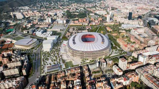Joan Laporta: El Espai Barça será una referencia mundial