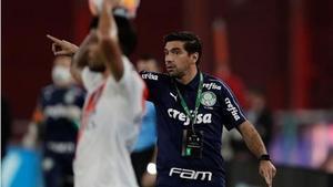 Abel Ferreria ha llevado al Palmeiras a la final de la Libertadores