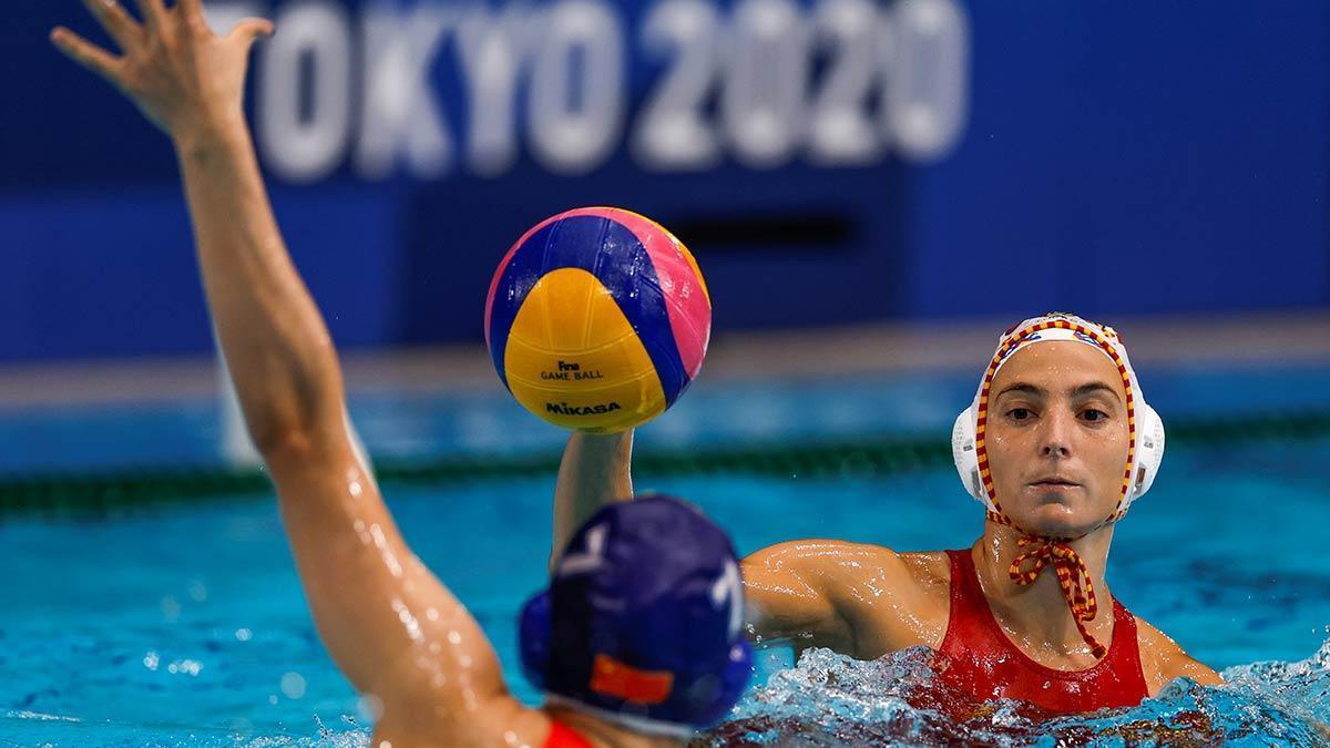 España buscará meterse en la final de waterpolo femenino