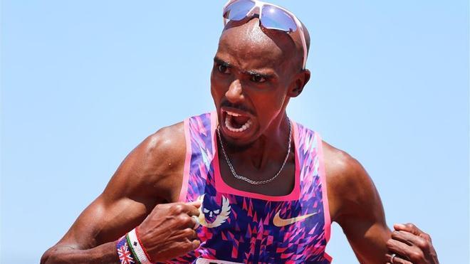Mo Farah correrá en Zúrich el 24 de agosto