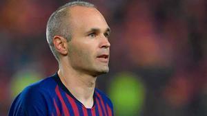 Iniesta: El Barça es mi casa y ojalá pudiera volver