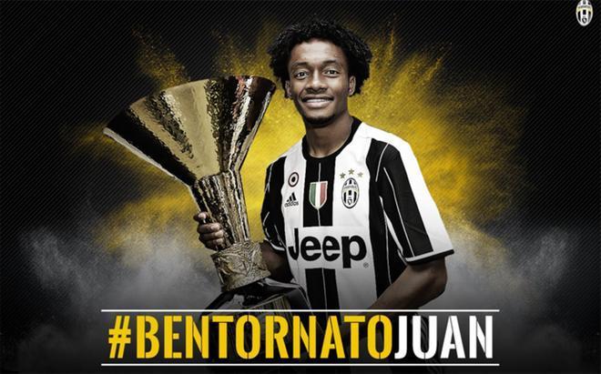cuadrCuadrado seguirá esta temporada en la Juventus