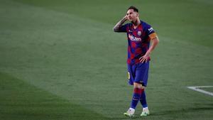 Messi ha tomado una decisión trascendental en la historia del club
