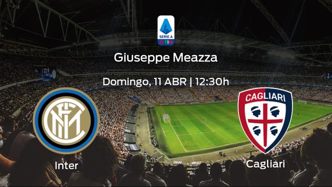 Previa del partido: el Inter defiende el liderato ante el Cagliari